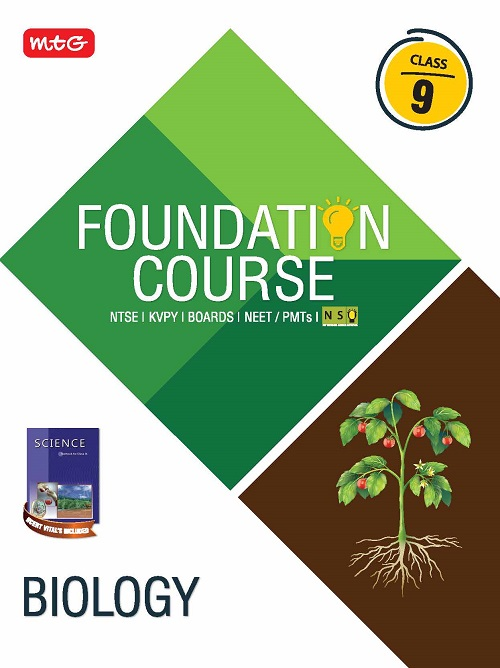 Class 9: Biology Foundation Course for NEET/Olympiad   Science