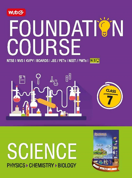 Class 7: NSO Foundation Course For JEE/AIPMT/NSO/Olympiad