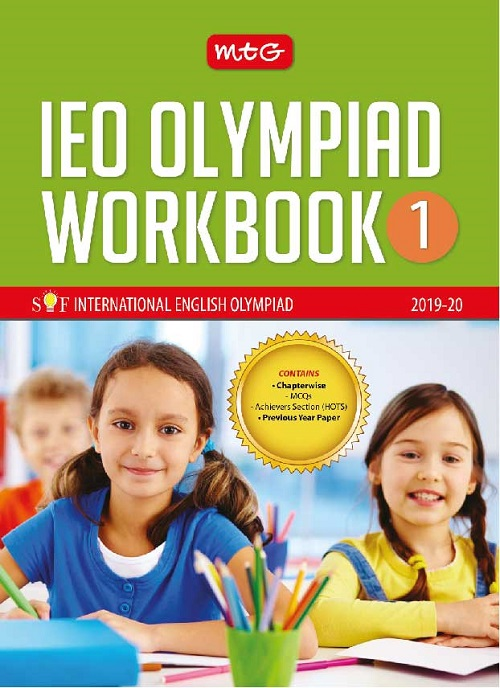 Class 1: International English Olympiad : Work Book | Science