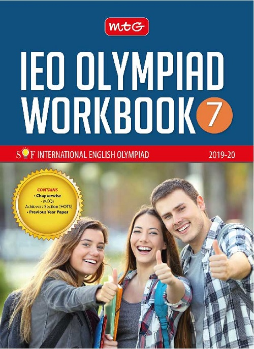 Class 7: International English Olympiad : Work Book