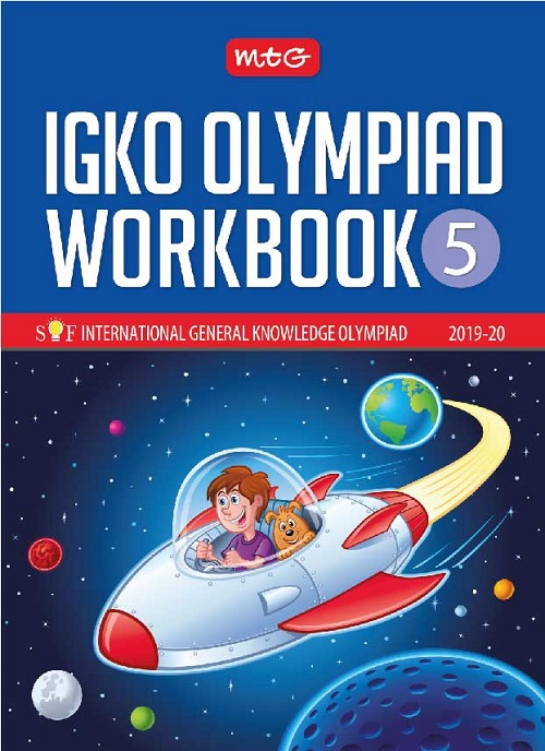 International General Knowledge Olympiad Workbook -Class 5