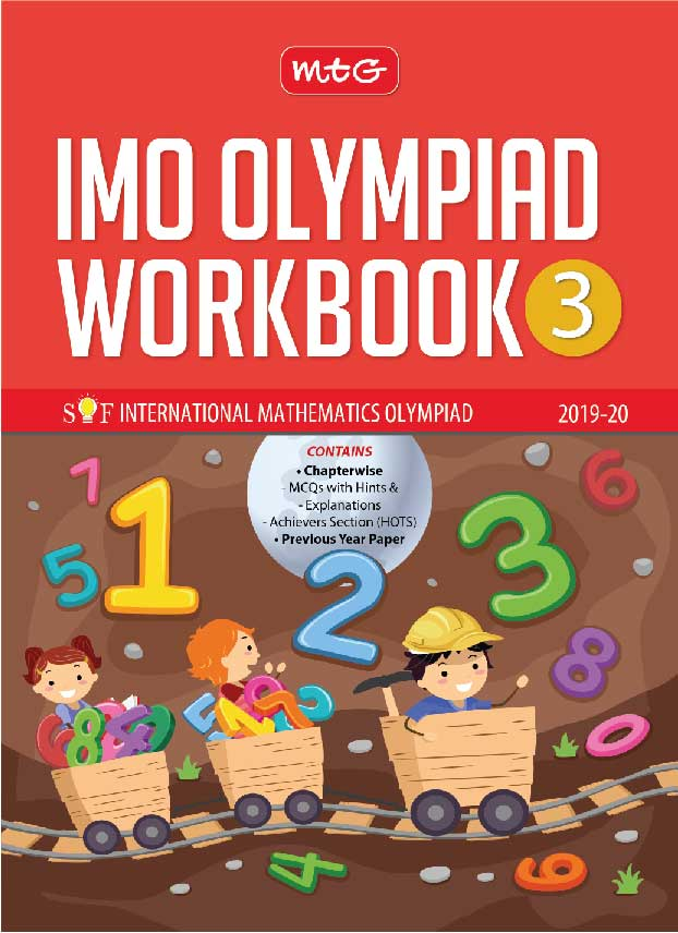 Class 3: International Mathematics Olympiad : Work Book | Science