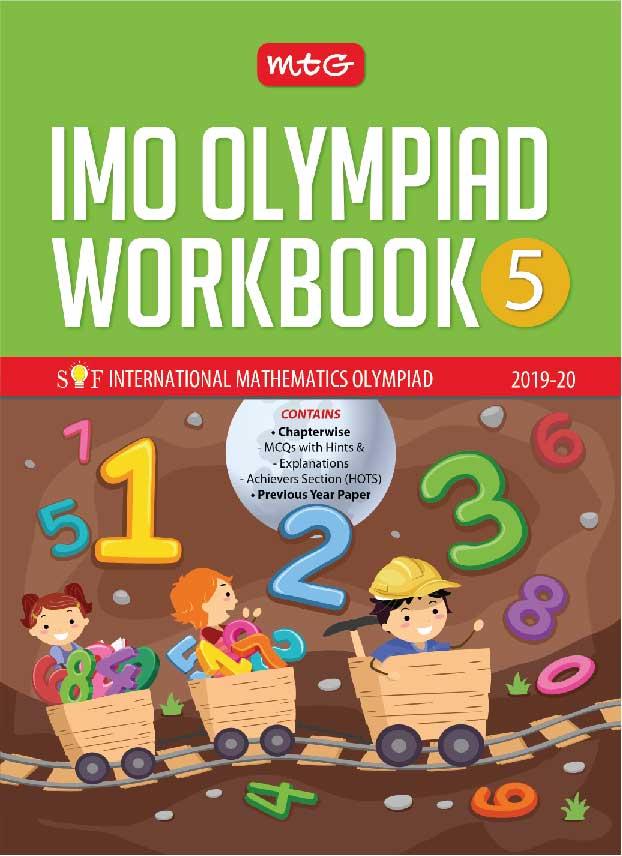 Class 5: International Mathematics Olympiad :Work Book