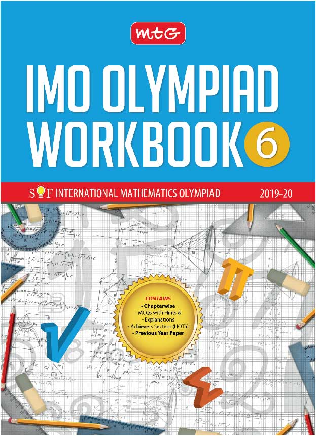 Class 6 International Mathematics Olympiad : Work Book | Science