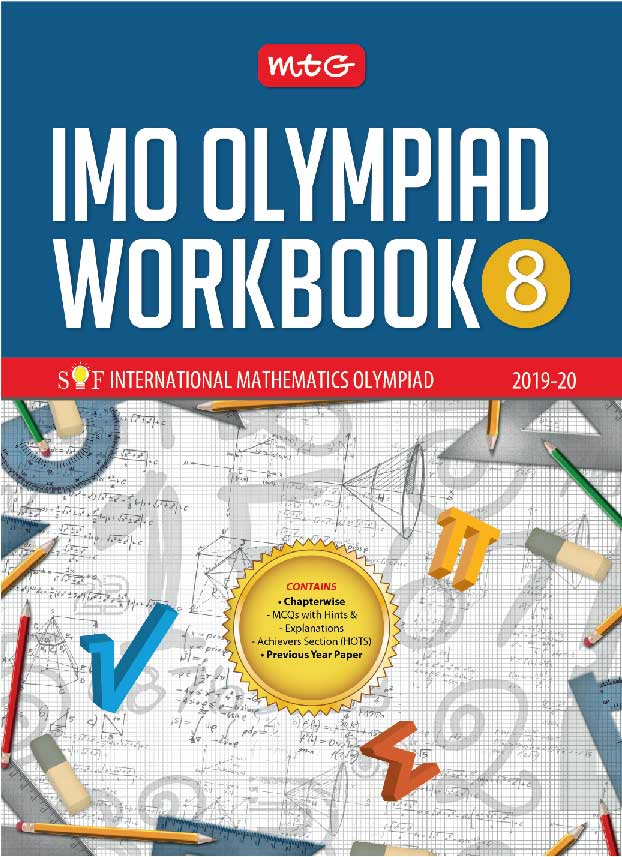 Class 8 International Mathematics Olympiad : Work Book