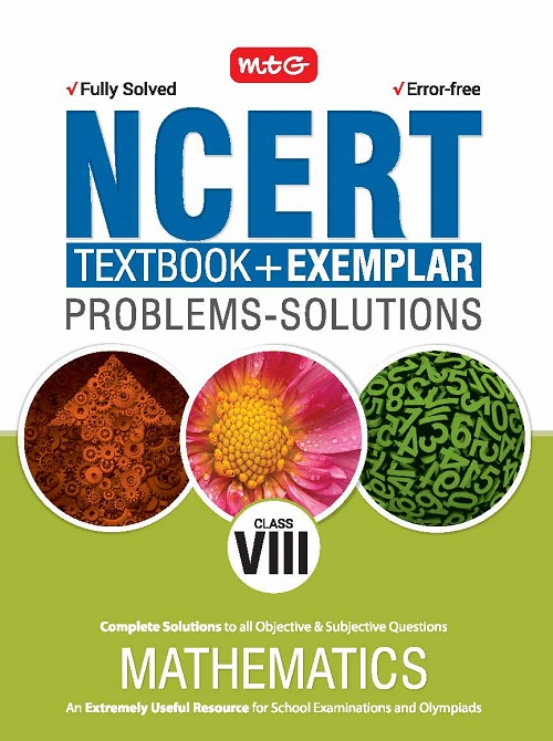 Class 8: NCERT Textbook + Exemplar Problems Solutions