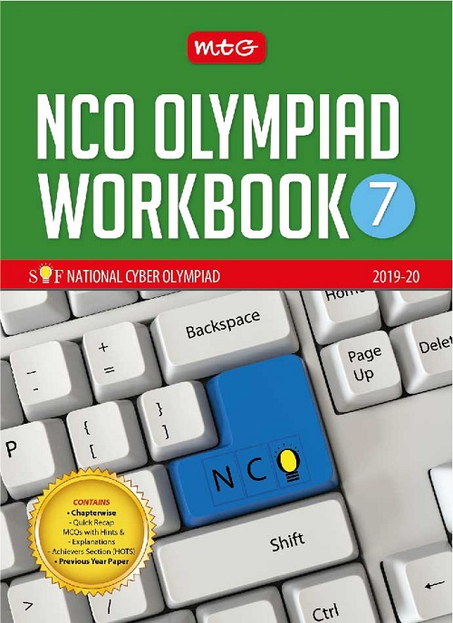 Class 7: National Cyber Olympiad : Work Book | Science Olympiad