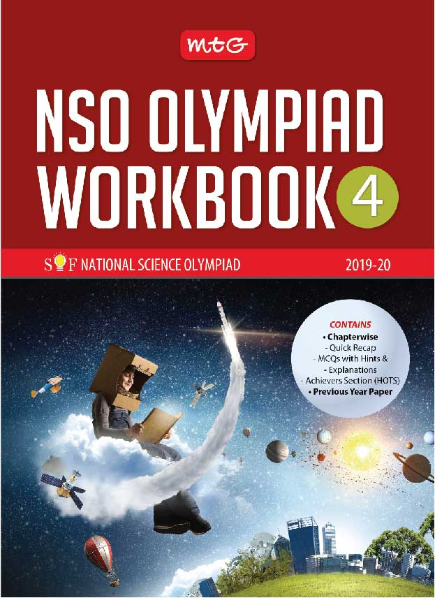 Class 4: National Science Olympiad Work Book | Science Olympiad