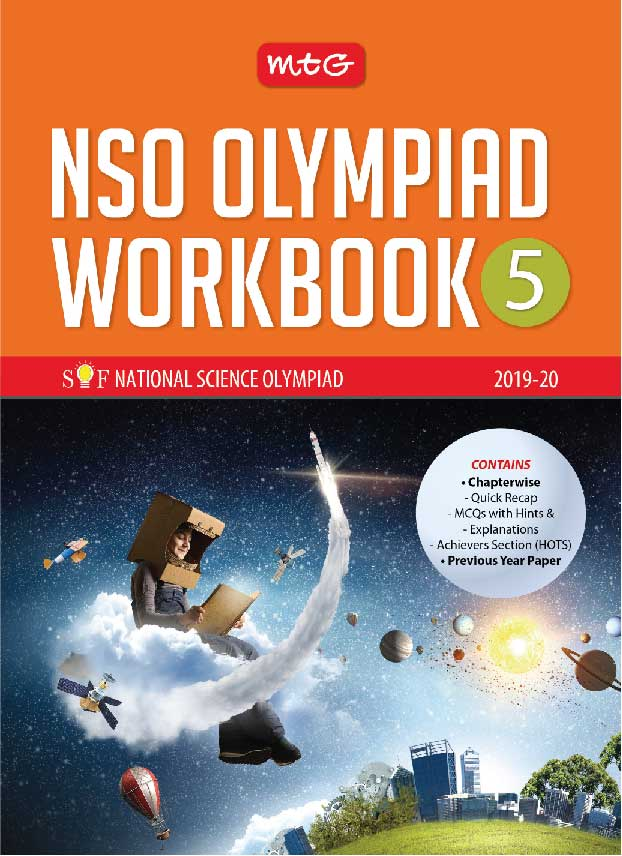 Class 5: National Science Olympiad Work Book | Science Olympiad