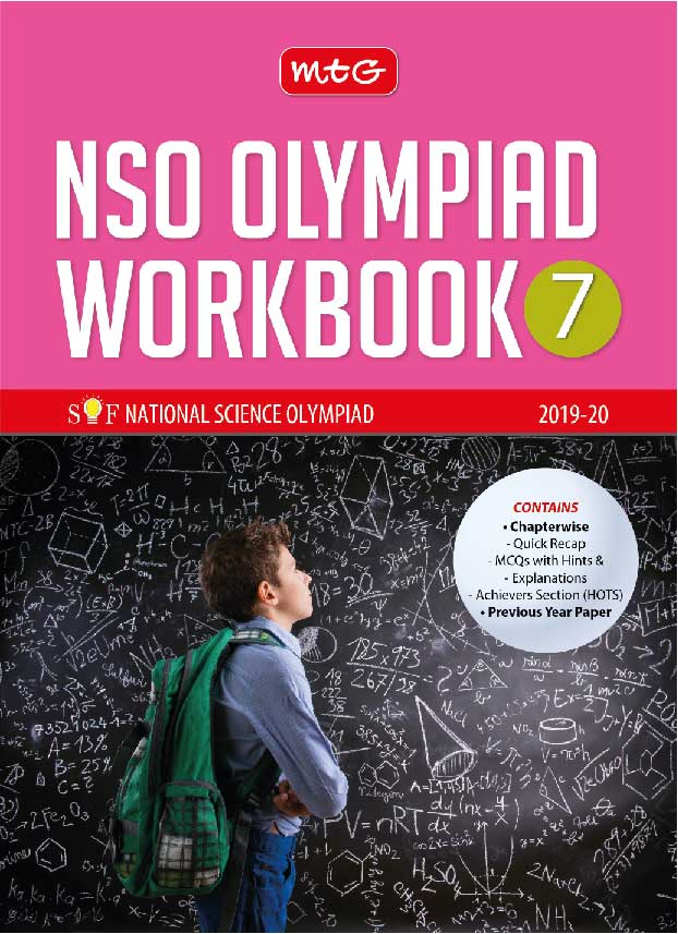 Class 7: National Science Olympiad : Work Book | Science