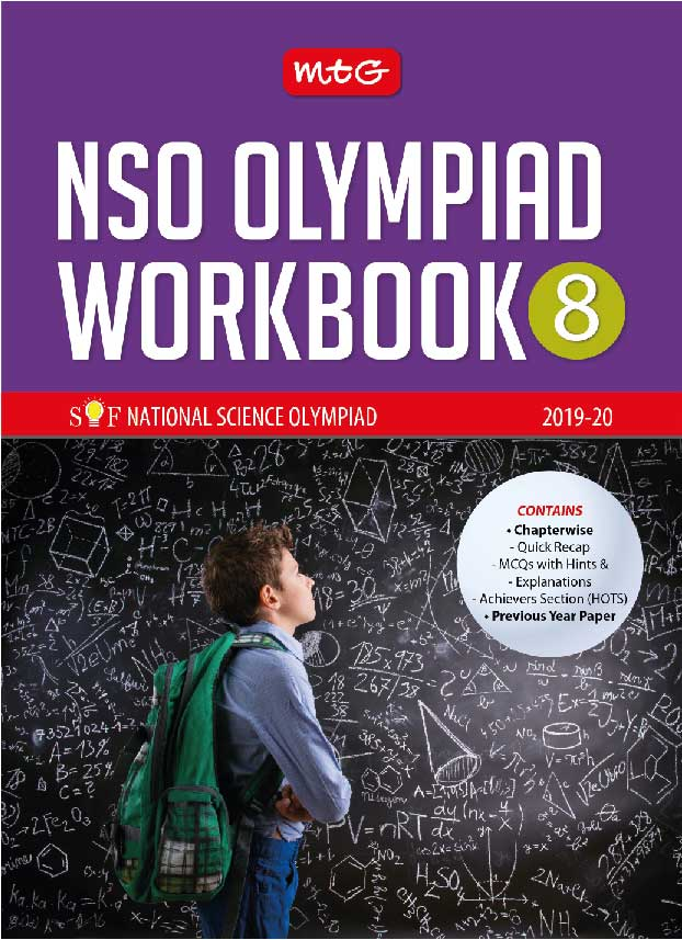 Class 8: National Science Olympiad : Work Book | Science Olympiad