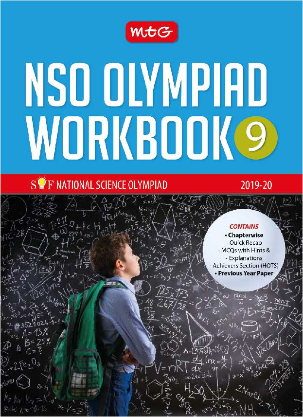 Class 9: National Science Olympiad Work Book | Science
