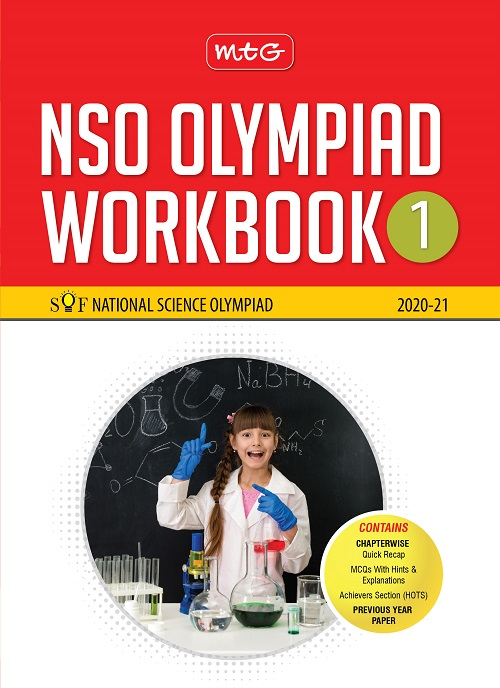Class 1 National Science Olympiad Work Book Science Olympiad Foundation
