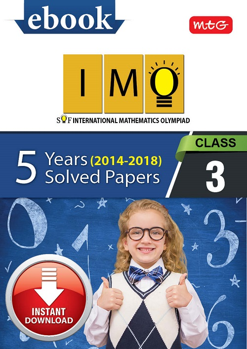Class 3: IMO 5 years (Instant download eBook) | Science Olympiad