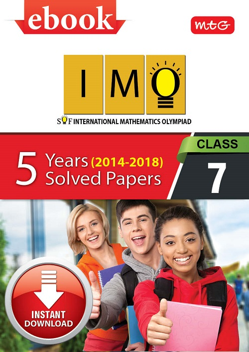 Class 7: IMO 5 years (Instant download eBook) | Science Olympiad