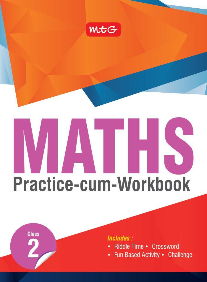 Class 2: Maths Practice cum Work Book | Science Olympiad Foundation