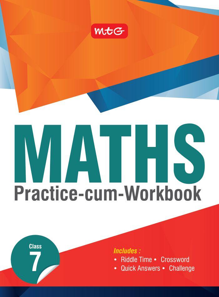 Class 7: Maths Practice cum Work Book | Science Olympiad Foundation