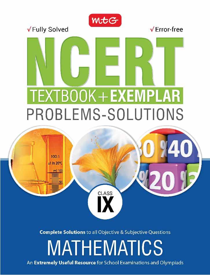 Class 9: NCERT Textbook + Exemplar Problem Solutions