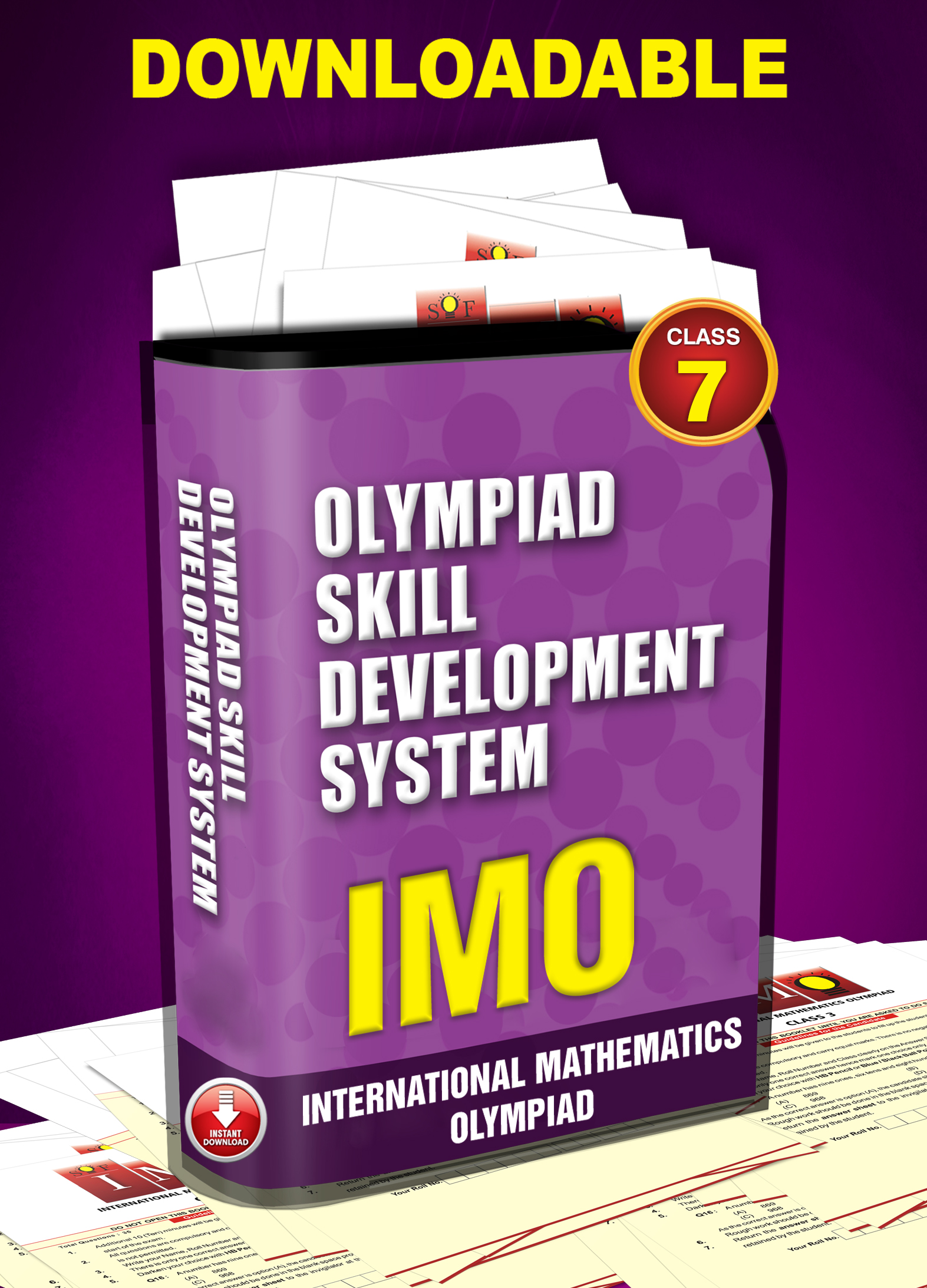 Class 7: IMO Olympiad Skill Development System (OSDS) | Science